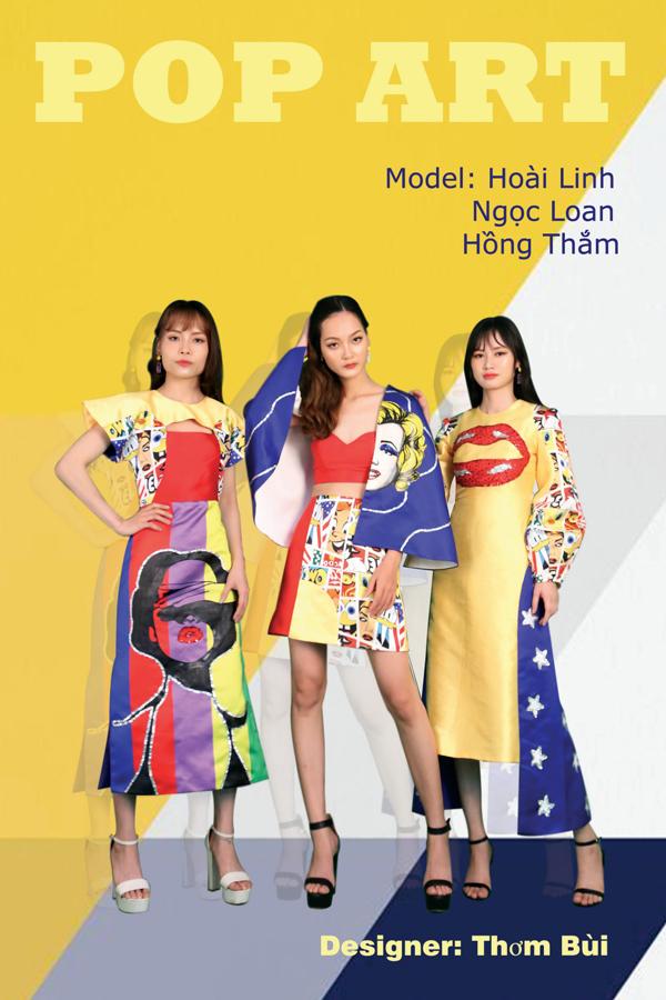 Lễ bảo vệ đồ án tốt nghiệp khóa 11 ngành Thiết kế Thời trang năm 2020