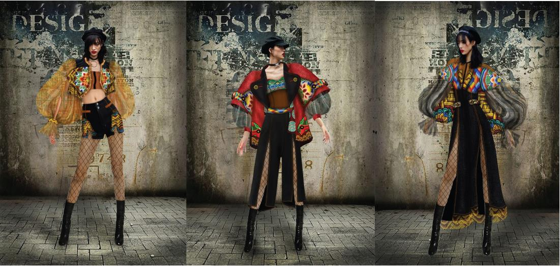 Lễ bảo vệ đồ án tốt nghiệp đợt 2- hệ Đại học khóa 12 - Ngành Thiết kế thời trang năm 2021